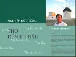 Thơ Nguyễn Đức Tùng, nơi câu chuyện bắt đầu bằng ngôn ngữ khác