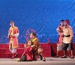 """Nhiều nghệ sỹ của Nhà hát Nghệ thuật Truyền thống Cung đình Huế được trao huy chương vàng và bạc tại """"Cuộc thi Nghệ thuật Sân khấu Tuồng và Dân ca kịch chuyên nghiệp toàn quốc - 2016"""""""