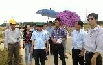 Kiểm tra tại Khu công nghiệp Phú Bài