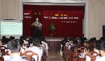 Hội nghị Vật lý tỉnh Thừa Thiên Huế năm 2016