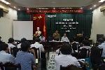 Giao ban công tác khám chữa bệnh ngành y tế quý III năm 2016
