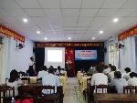 Phú Vang: Hội nghị tập huấn công tác Phòng chống HIV/AIDS và VSATTP.