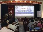 Hội nghị tập huấn công tác kiểm tra, công nhận và lập hồ sơ Phổ cập giáo dục tiểu học năm 2016