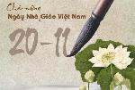 """ĐHNL Huế: Tổ chức cuộc thi ảnh và viết bài chào """"Khoảnh khắc thầy trò & Nét bút tri ân"""" mừng ngày 20/11"""