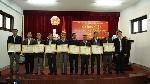Phú Vang tổ chức Lễ công nhận đơn vị đạt chuẩn văn hóa năm 2016