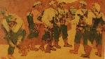 Theo dấu xưa, chuyện cũ: Tranh bị yêu cầu 'cất kho' thành bảo vật quốc gia