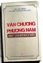Một công trình giàu tâm huyết về văn chương phương Nam