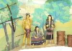 Ý nghĩa của biểu tượng hiến sinh và phục sinh trong truyện cổ Bru - Vân Kiều