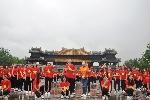 """Hội thi """"Nhảy dân vũ và đồng diễn flashmob Đại học Huế năm 2017"""""""
