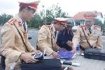 Hương Trà: ra quân đảm bảo trật tự an toàn giao thông năm 2017