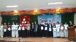 45 sinh viên nhận học bổng ADM năm học 2016-2017