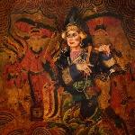 Tín ngưỡng thờ mẫu dưới góc nhìn hội họa
