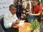 Nhà văn Nguyễn Trí: 'Viết văn giống như đãi vàng…'