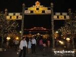 Chương trình kích cầu du lịch và tham quan Đại Nội về đêm