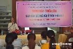 Triển lãm sách của các nhà văn ở Huế nhân ngày sách Việt Nam lần thứ tư