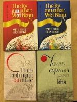 Chờ mong 13 cuốn sách hiếm có về văn nghệ sĩ Việt Nam thế kỷ XX
