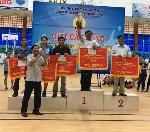 Bế mạc Giải cầu lông công nhân viên chức lao động toàn tỉnh lần thứ IX - năm 2017