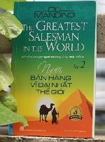 Người bán hàng vĩ đại nhất thế giới tập 2 ra mắt độc giả Việt Nam