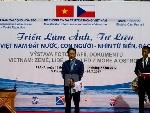 Triển lãm ảnh về chủ quyền biển đảo Việt Nam tại Cộng hòa Séc