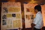 Trưng bày ba di sản tư liệu được UNESCO vinh danh tại Hà Nội