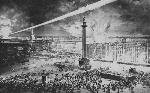 'Ánh sáng tháng Mười': Câu chuyện mới trên nền sự kiện 100 năm trước