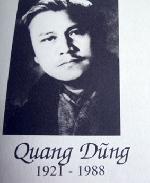 Nhà thơ Quang Dũng trong đời sống văn học miền Nam 1954 - 1975