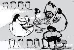Mắm tôm chà rạch Bà Tàu