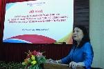 Hội nghị phổ biến, triển khai thực hiện Đề án hỗ trợ HSSV khởi nghiệp đến năm 2025