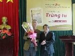 """Giới thiệu tiểu thuyết """"Trùng tu"""" của nhà văn Thái Bá Lợi"""
