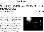 Bóng tối của Woolf: Ôm chứa cái bất khả giải