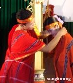 Lễ cưới hỏi trong nghi lễ vòng đời của người Pa cô