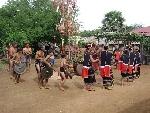 Thưởng lãm nét văn hóa độc đáo dân tộc Xtiêng tại TPHCM