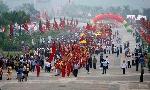 Phú Thọ: Hơn 2,5 triệu lượt du khách hành hương về Đất Tổ