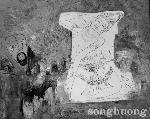 Chùm tranh ký họa về văn hóa Champa của họa sỹ Phan Ngọc Minh