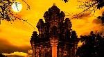 Vọng niệm về nàng dâu dưới bóng tháp Chàm