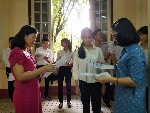Hơn 12 ngàn thí sinh bước vào môn thi đầu tiên của kỳ thi THPT Quốc gia 2018