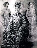 """Toa thuốc bổ """"Nhất dạ ngũ giao"""" của vua Minh Mạng"""