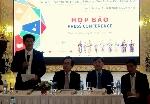 """Họp báo Hội nghị """"Di sản văn hóa phi vật thể khu vực Châu Á – Thái Bình Dương 2018""""."""