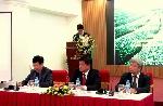 """Hội thảo quốc tế """"Phát triển du lịch ẩm thực – nông nghiệp và xây dựng văn hóa thương hiệu chè Việt Nam""""."""