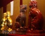 Ngắm linh vật nghê Việt tại di tích Văn Miếu-Quốc Tử Giám