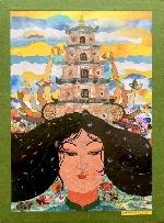 Lời cầu hôn trên đỉnh tháp Phước Duyên