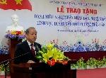 """Thừa Thiên Huế: Trao tặng danh hiệu   """"Nghệ nhân Nhân dân"""" và """"Nghệ nhân Ưu tú"""" trong lĩnh vực Di sản Văn hóa Phi vật thể"""