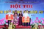 """Hội thi """"Văn hóa Công sở"""" 2019"""