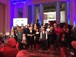 Giải thưởng Văn học liên minh châu Âu trao cho 14 tác giả