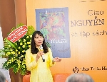 """Ra mắt tập tản văn """" Ở xứ mưa không buồn"""" của tác giả Nguyễn Khoa Diệu Hà"""