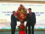 """Hội thảo """"Phát huy các giá trị văn học nghệ thuật trong phát triển du lịch ở Thừa Thiên Huế""""."""