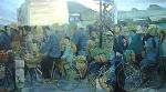 Thử nhận diện hội họa Việt Nam thời kỳ đổi mới