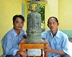 Bài ký chuông Văn Thánh làng Bác Vọng của Đặng Huy Trứ