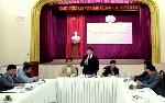 Sở Văn hóa và Thể thao Thừa Thiên Huế gặp mặt báo chí đầu Xuân Canh Tý 2020.