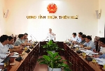 Ban Chỉ đạo phòng, chống dịch Covid-19 họp bàn các giải pháp cấp bách nhằm phòng, chống dịch bệnh